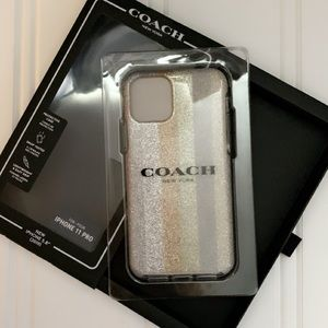 Glitter Coach Protective Case for🍎iPhone 11 Pro